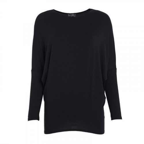 Black Basic Top -