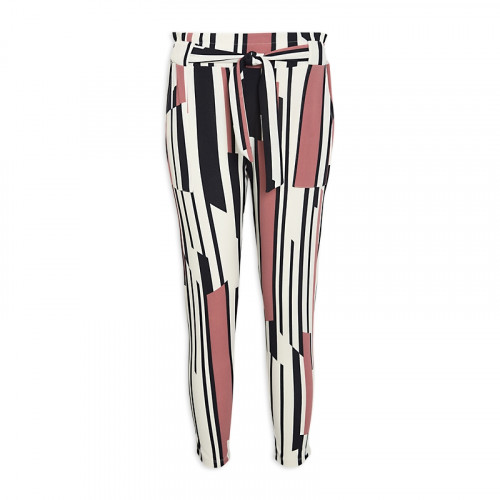 Geometric Printed Pants -