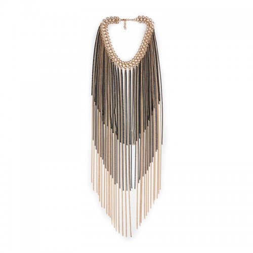 Fringe Necklace -