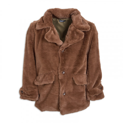 Brown Fur Coat -