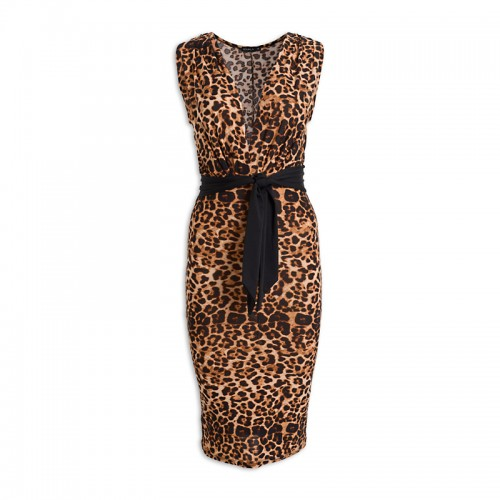 Animal Bow Dress -