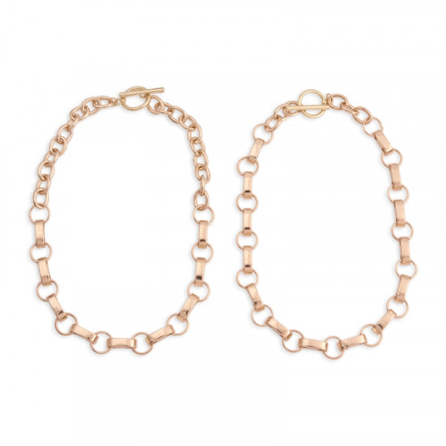 Chunky Link 2Pack Necklace -