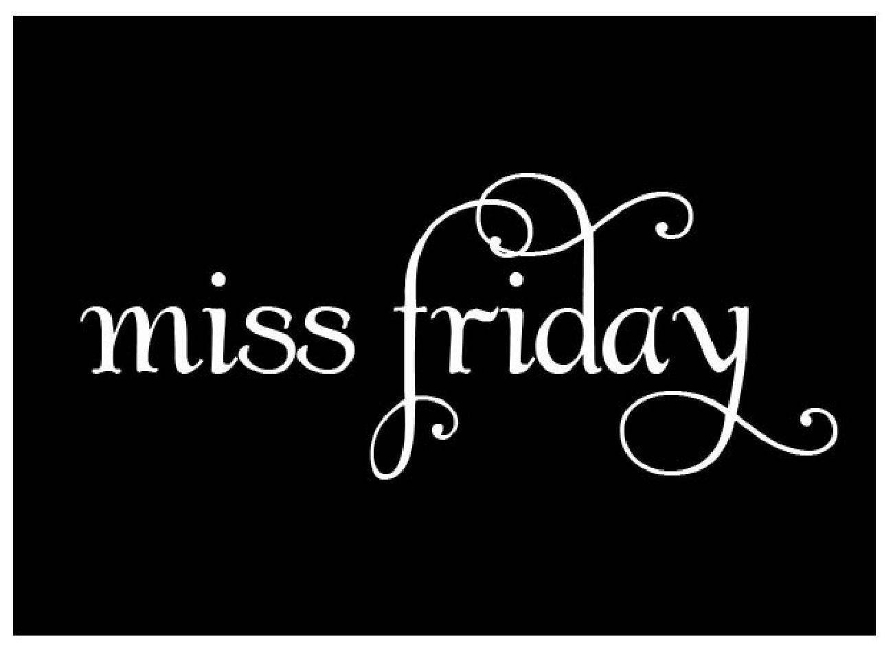 Miss Friday designer clothing for women