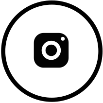 Instagram social link icon